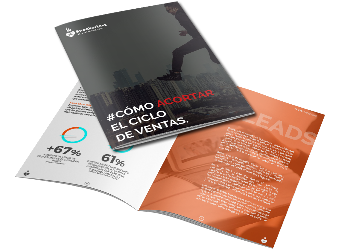 ebook inbound marketing franquicias sneakerlost