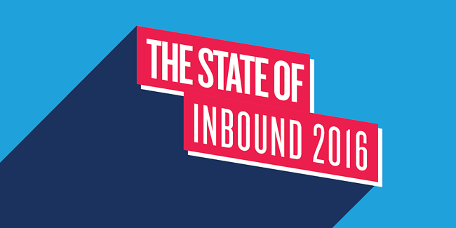 The State Of Inbound 16