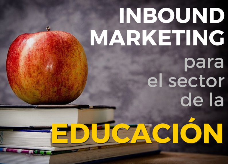 inbound marketing sector educacion