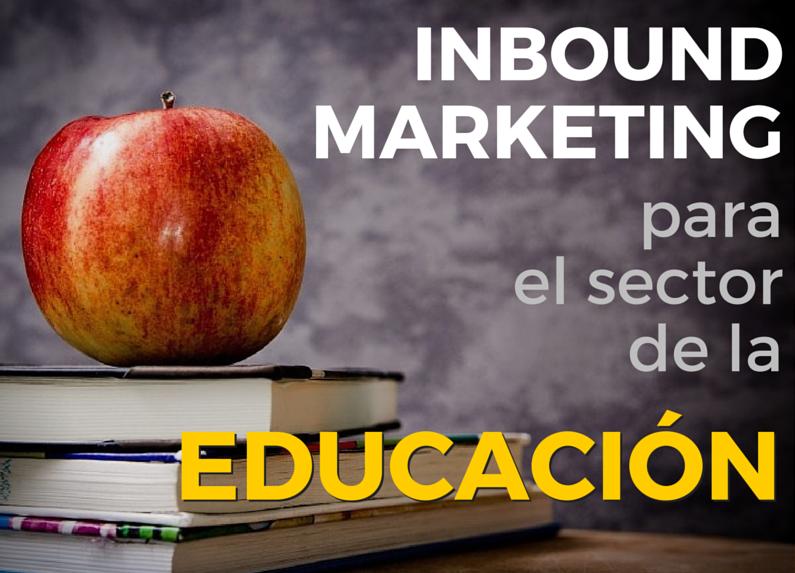 inbound marketing sector educacion