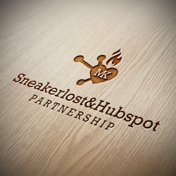 Sneakerlost Hubspot partnership