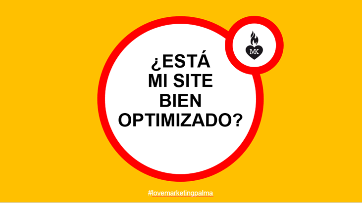 Inbound Marketing site bien optimizada