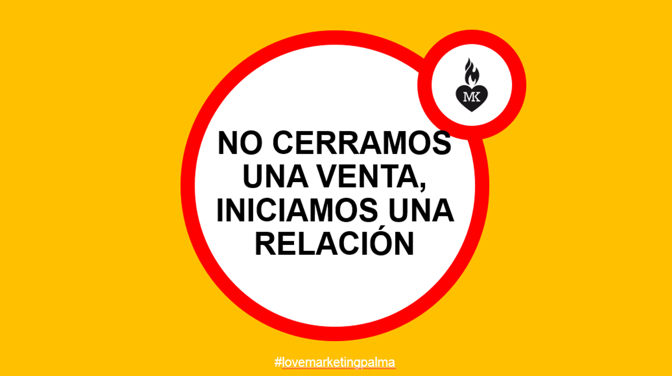 Inbound Marketing iniciamos una relacion