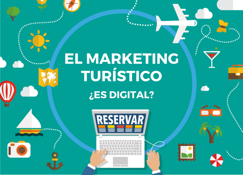 marketing digital sector turístico
