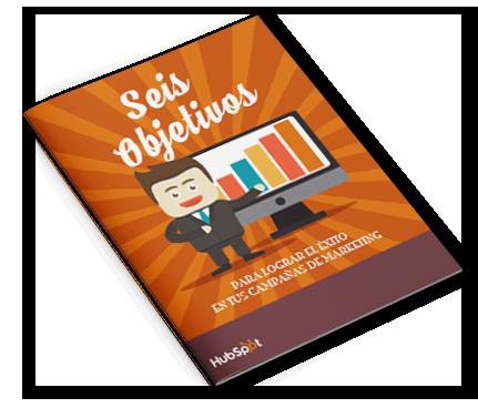 Seis objetivos en campaña marketing