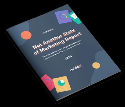 Marketing Report 2020