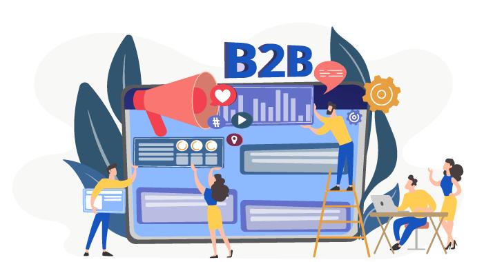 crecimiento continuo de sus B2B leads
