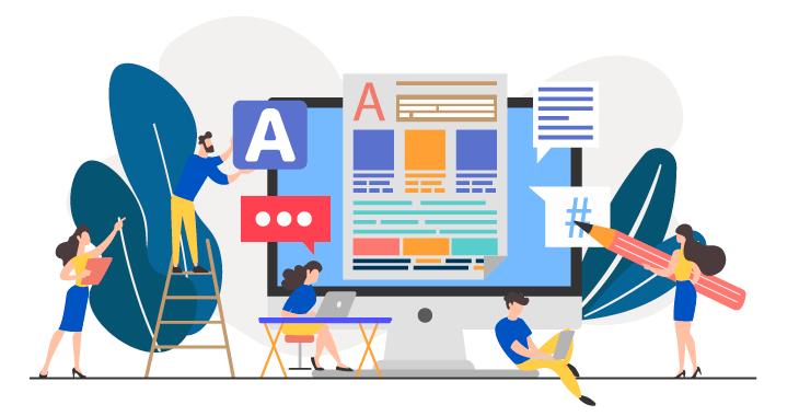 copywriting para páginas web