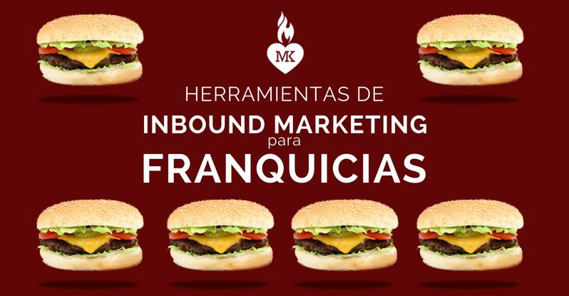 Herramientas de marketing digital para franquicias: Inbound Marketing