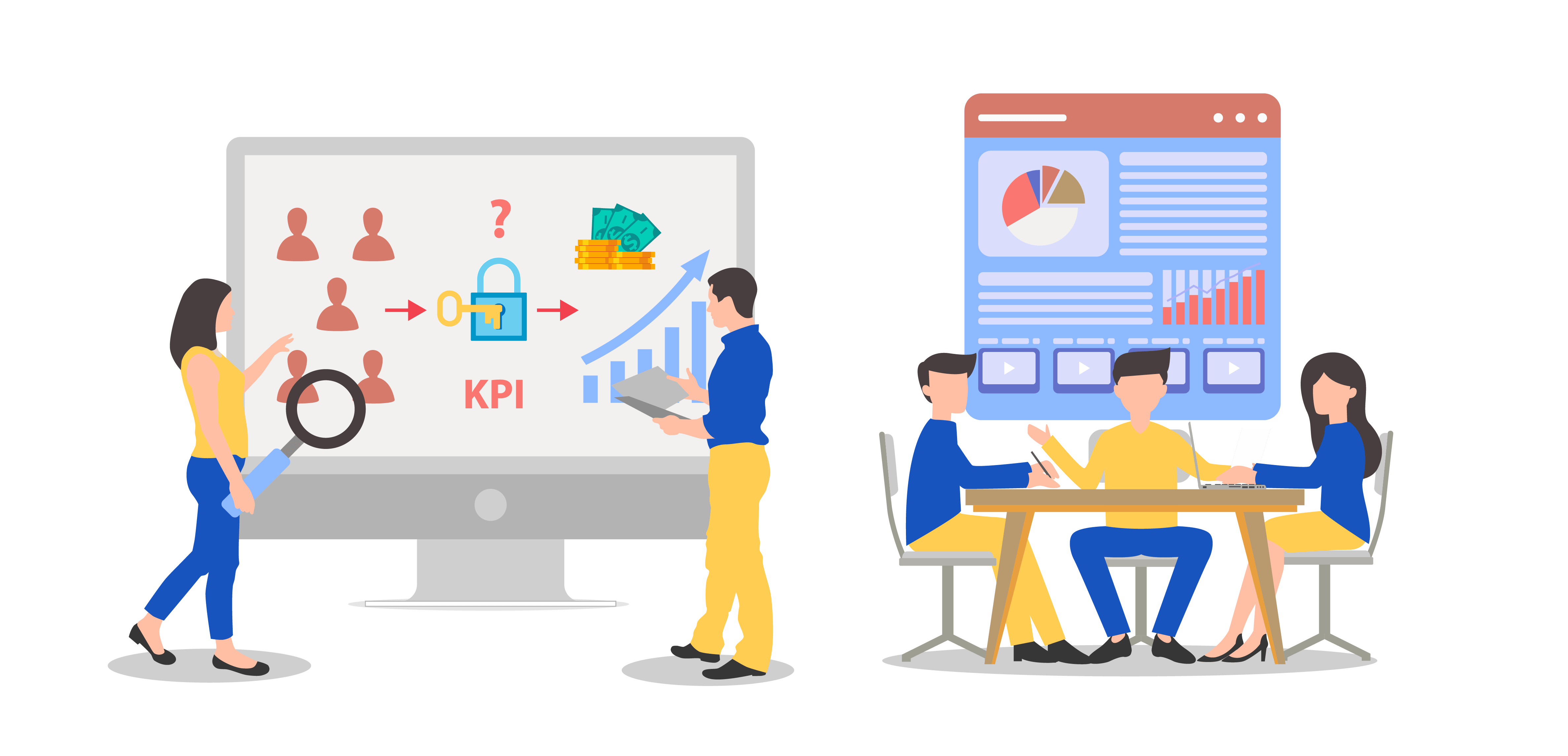 11 KPI's para mejorar tu marketing