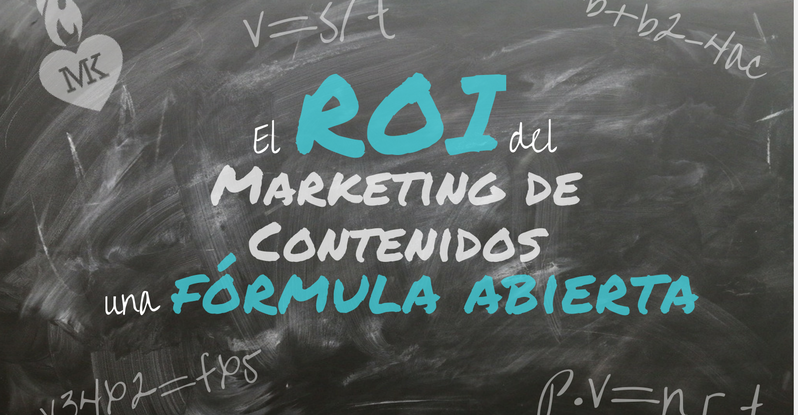ROI marketing de contenidos