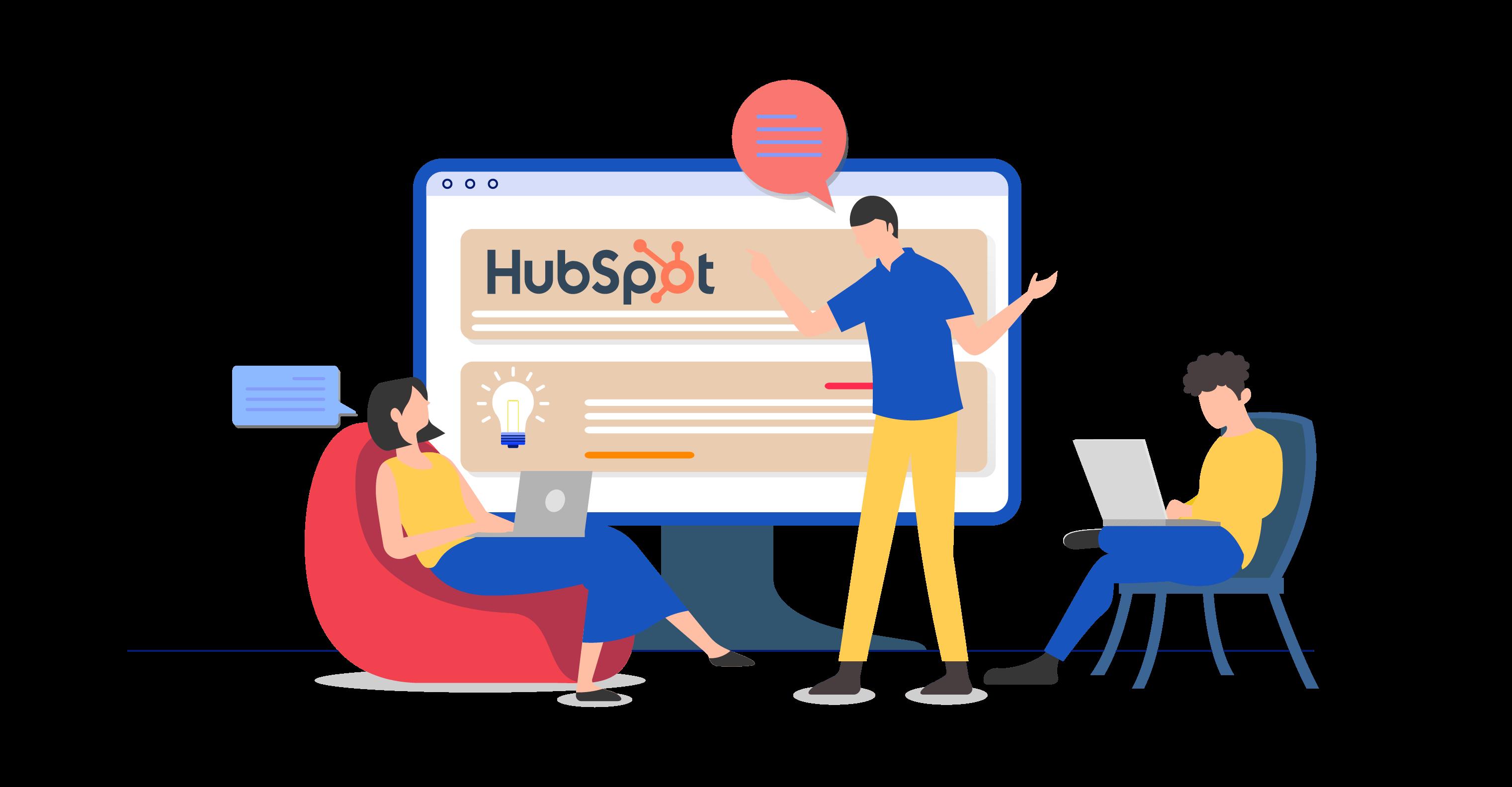 Por qué elegir Hubspot