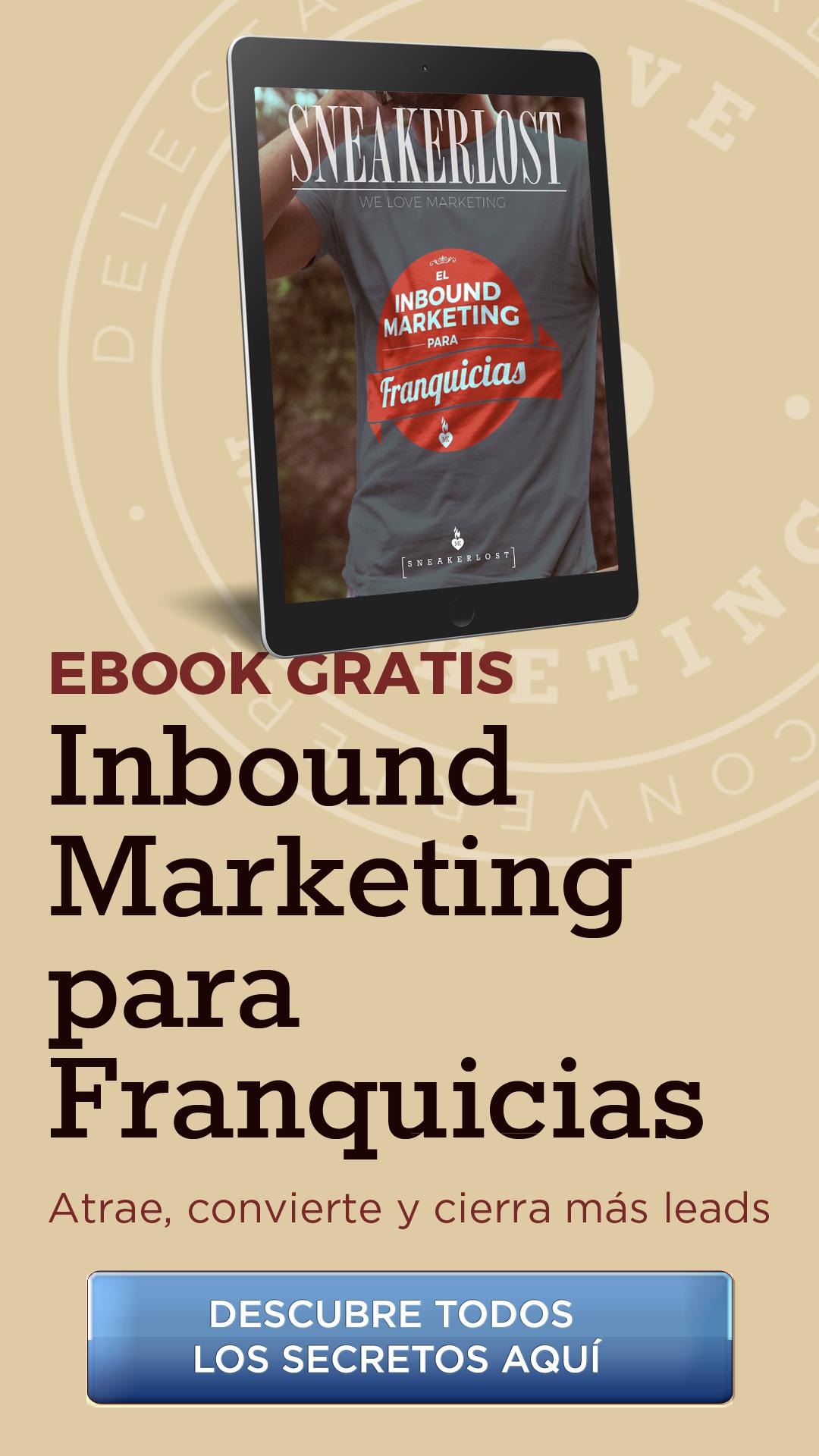 Inbound Marketing Franquicias