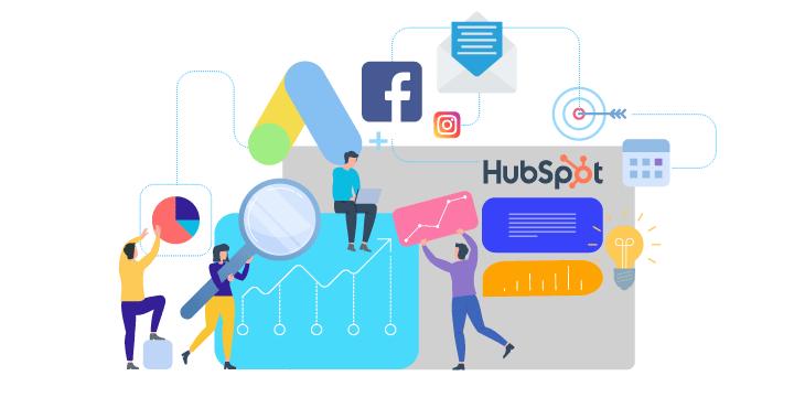 Modelo de atribución multi-touch Hubspot